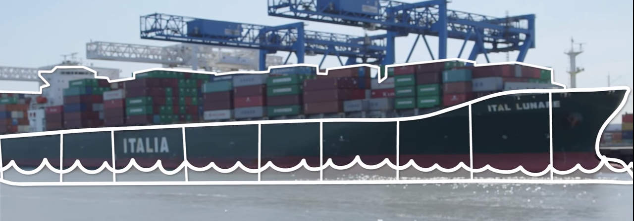 how-do-ships-float