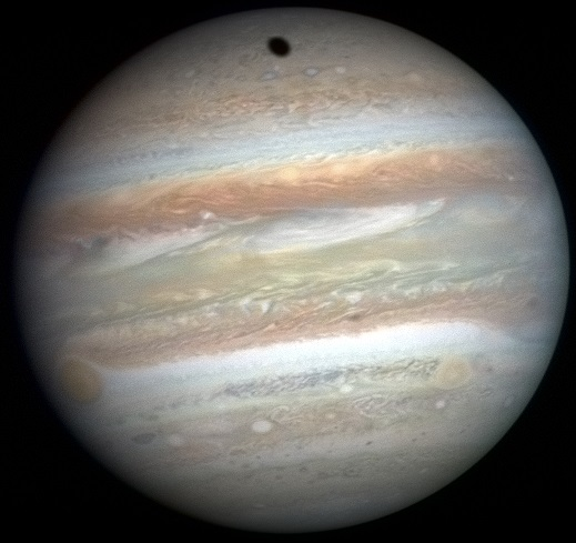 why-are-gas-giants-round