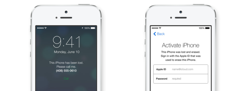 Apple Activation Lock Removed